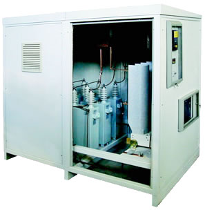 Конденсаторные установки, динамические фильтрокомпенсирующие установки, фильтры высших гармоник отечественного и импортного производства